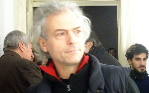 EXPO CENTENAR ANDO. Ilie Bumbac (FOTO AMOS News)