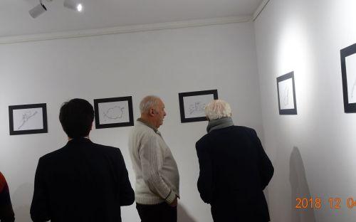 EXPO CENTENAR ANDO. Vizitatori (FOTO AMOS News)