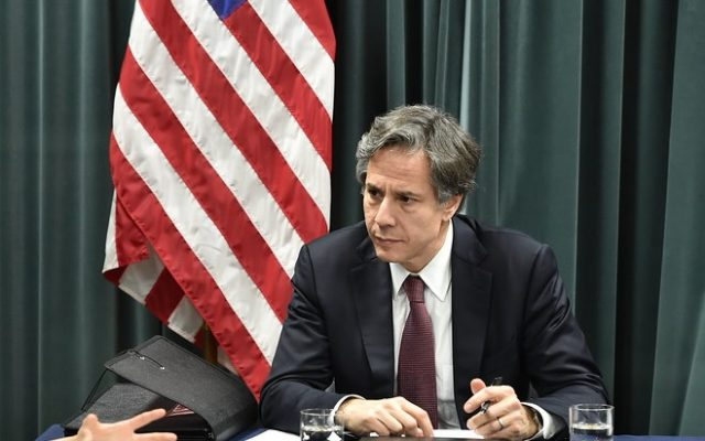 secretarul de stat Anthony Blinken