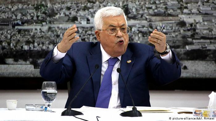 ABASS lider palestinian