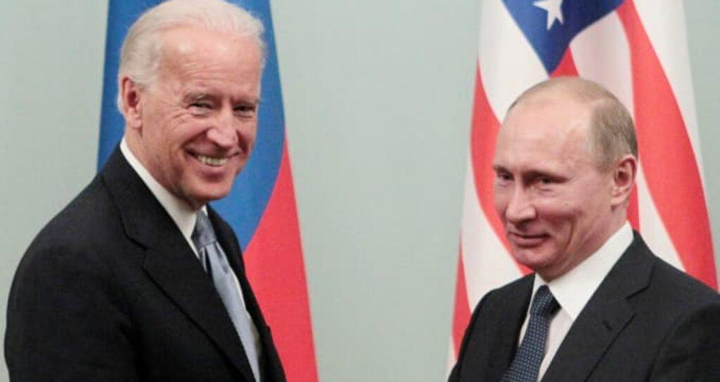 Putin cu Biden