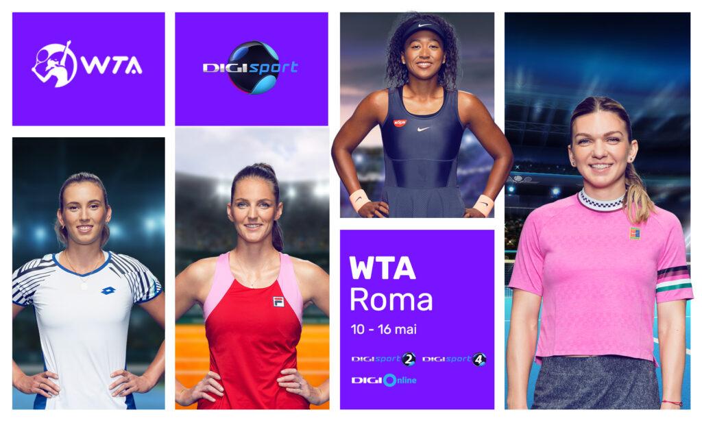 WTA 100 ROMA
