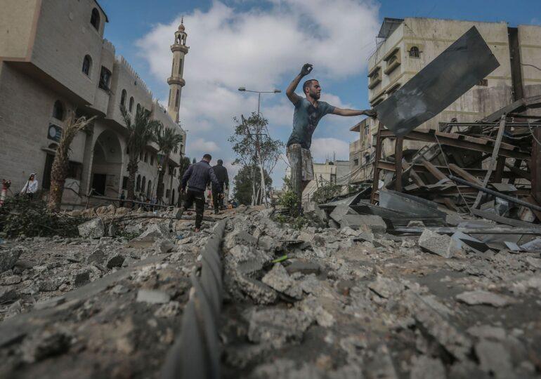 Razboi Israel fasia Gaza