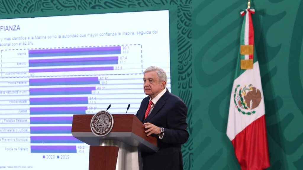 Presedinte MEXIC