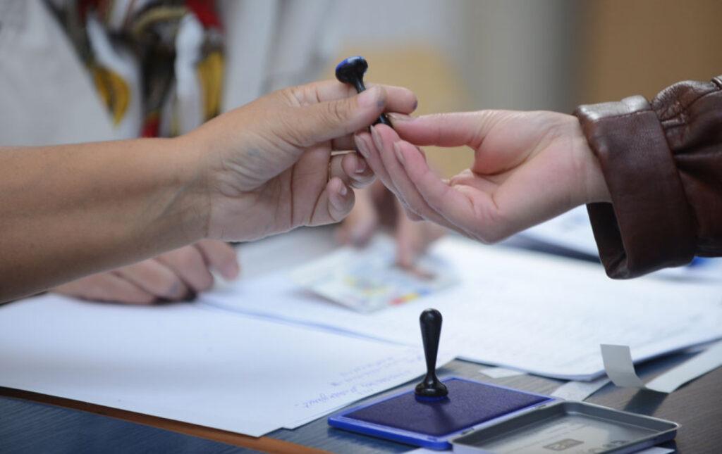 vot sectie votare