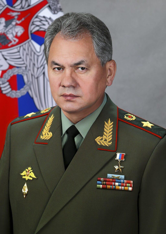 Min RUS al Apararii Serghei Shoigu
