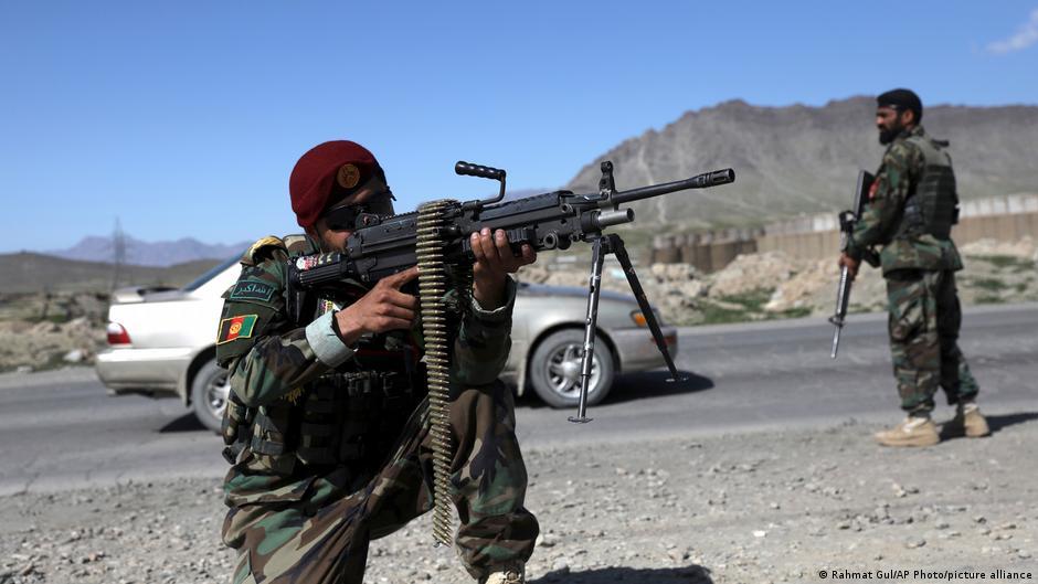 armata afganistan