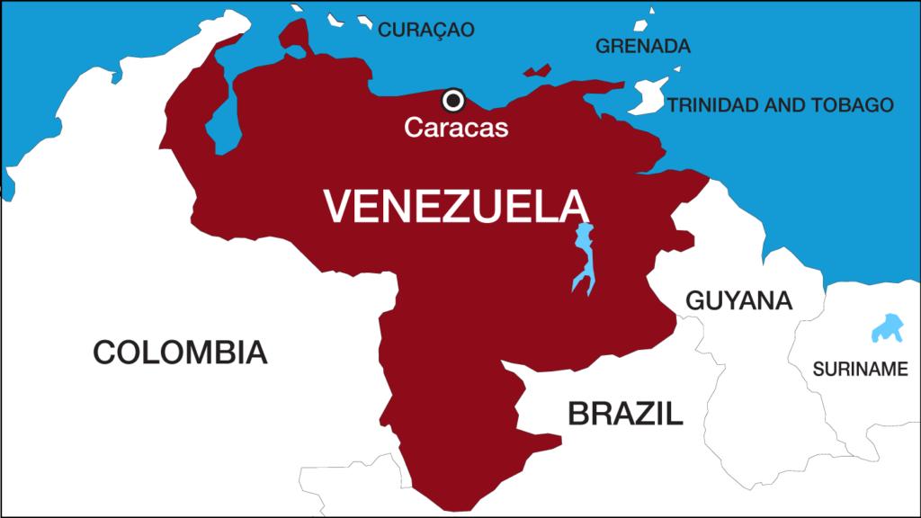 harta Venezuela