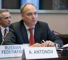 Ambasadorul Rusiei in SUA ANATOLY ANTONOV