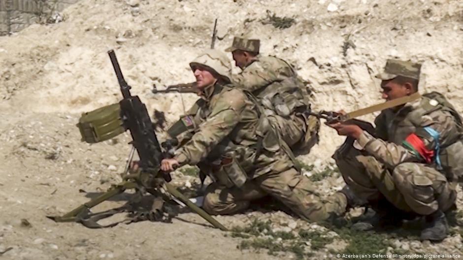 Conflict Armenia -Azerbaidjanidjanan