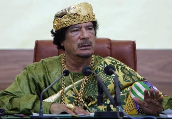 Fiul lui Gaddafi a spus că vrea să restabilească unitatea Libiei