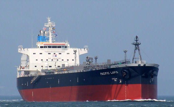petrolier japonez