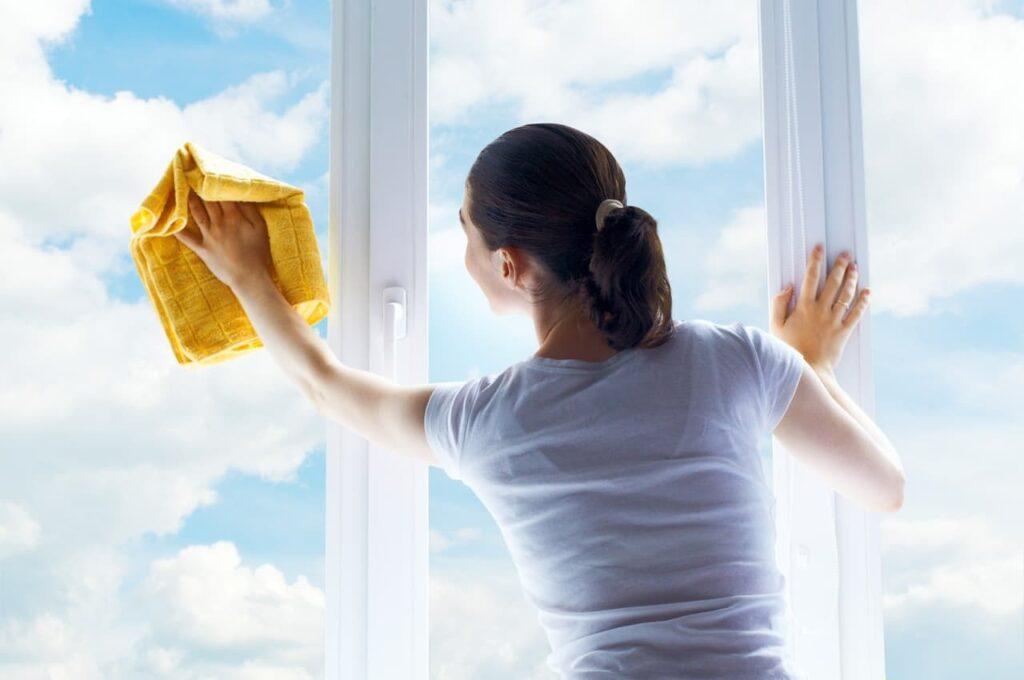 spalat geam
