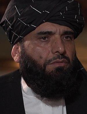 Afganistan SUHAIL SHAHEEN