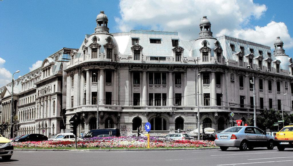 Universitate Bucuresti -foto wikimedia commons
