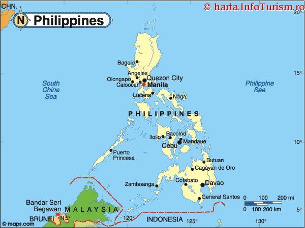harta Filipine