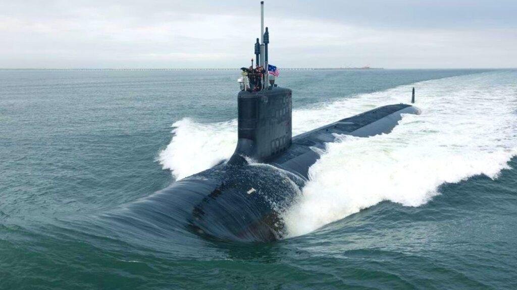 submarin SUA nuclear