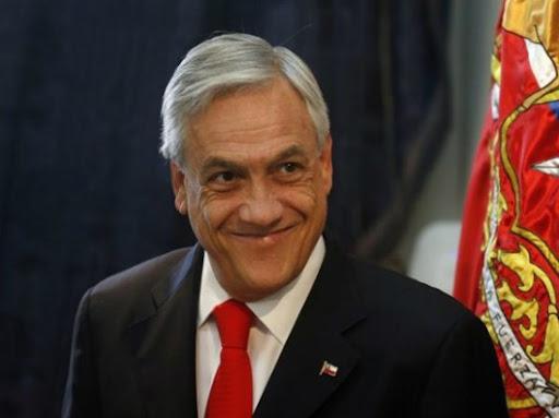 piñera, presedinte CHILE
