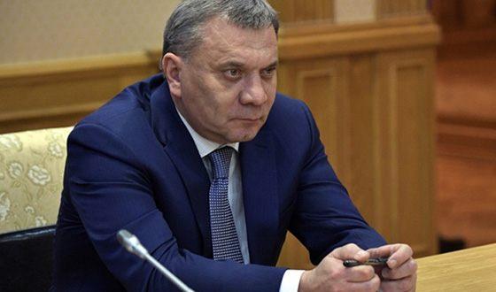 VICEPREMIER RUSIA BORISOV